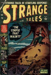 Strange Tales #22 (1953)