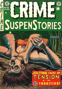 Crime SuspenStories #19 (1953)