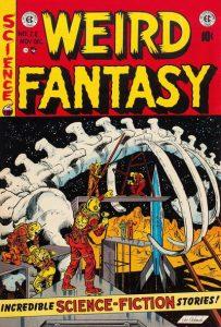 Weird Fantasy #22 (1953)