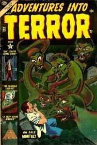 Adventures into Terror #25 (1953)