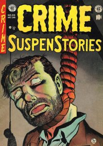 Crime SuspenStories #20 (1953)