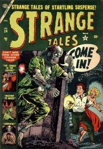 Strange Tales #24 (1953)