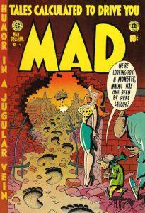 MAD #8 (1953)
