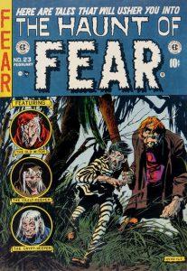 Haunt of Fear #23 (1954)