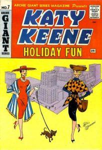 Archie Giant Series Magazine #7 (1954)