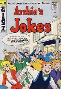 Archie Giant Series Magazine #22 (1954)