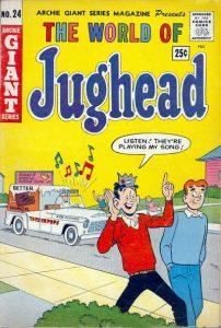 Archie Giant Series Magazine #24 (1954)
