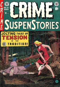 Crime SuspenStories #21 (1954)