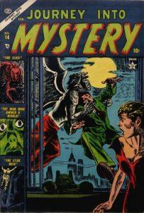 Journey into Mystery #14 (1954)