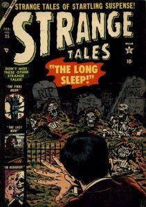 Strange Tales #25 (1954)