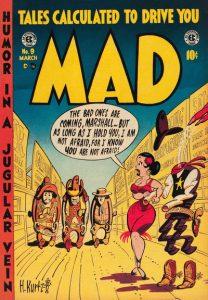 MAD #9 (1954)