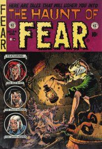 Haunt of Fear #24 (1954)