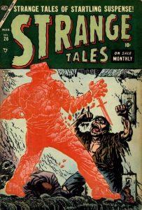 Strange Tales #26 (1954)