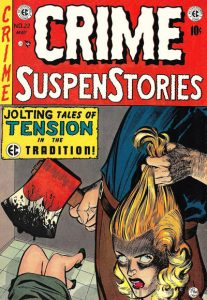 Crime SuspenStories #22 (1954)