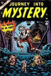 Journey into Mystery #15 (1954)