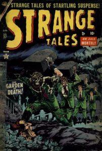 Strange Tales #27 (1954)