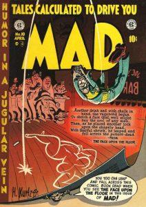 MAD #10 (1954)