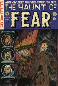 Haunt of Fear #25 (1954)