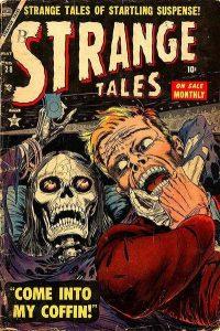 Strange Tales #28 (1954)