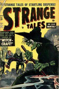 Strange Tales #29 (1954)