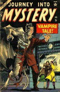 Journey into Mystery #16 (1954)