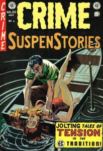 Crime SuspenStories #23 (1954)