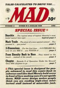 MAD #12 (1954)