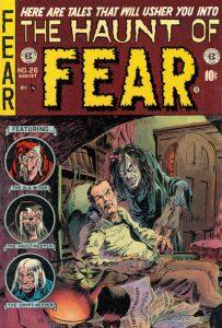 Haunt of Fear #26 (1954)