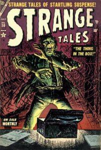 Strange Tales #30 (1954)