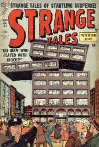 Strange Tales #31 (1954)