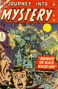 Journey into Mystery #17 (1954)