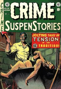 Crime SuspenStories #24 (1954)