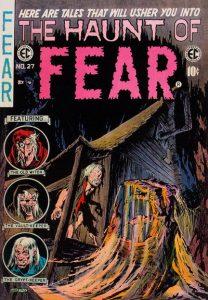 Haunt of Fear #27 (1954)