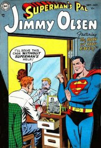 Superman's Pal, Jimmy Olsen #1 (1954)