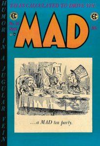 MAD #15 (1954)