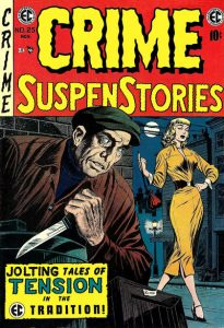 Crime SuspenStories #25 (1954)
