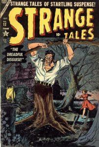 Strange Tales #32 (1954)