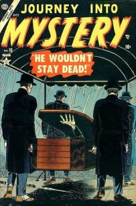 Journey into Mystery #18 (1954)