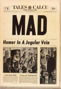 MAD #16 (1954)