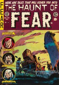 Haunt of Fear #28 (1954)