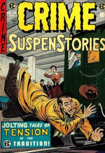 Crime SuspenStories #26 (1954)
