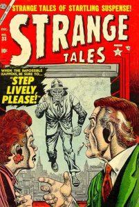 Strange Tales #33 (1954)