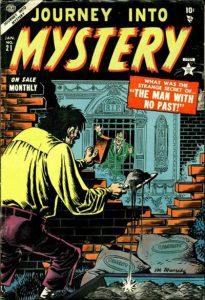 Journey into Mystery #21 (1955)