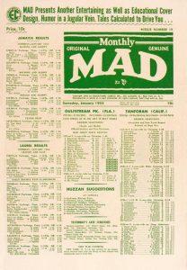 MAD #19 (1955)