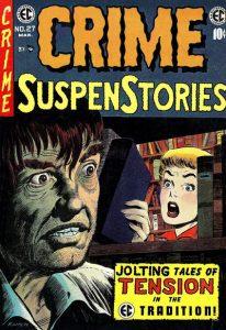 Crime SuspenStories #27 (1955)