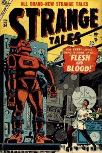 Strange Tales #34 (1955)