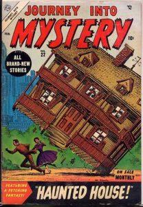 Journey into Mystery #22 (1955)