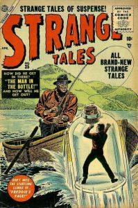 Strange Tales #35 (1955)