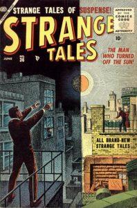 Strange Tales #36 (1955)