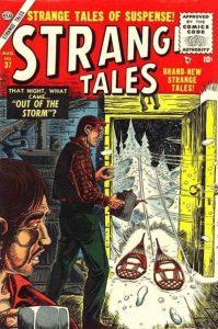 Strange Tales #37 (1955)